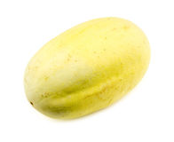 Apple crystal cucumber studio macro Royalty Free Stock Photos