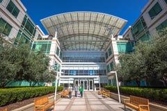 Apple Cupertino Καλιφόρνια Στοκ εικόνες με δικαίωμα ελεύθερης χρήσης