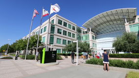 Apple Cupertino California