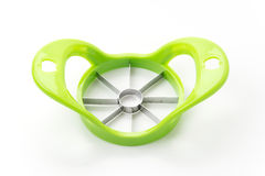 Apple cutter Royalty Free Stock Images