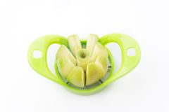 Apple cutter Stock Image