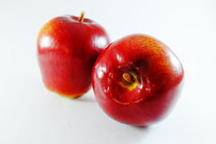 Apple da fruto, fruta artificial - es la fruta falsificada 16 Imagenes de archivo