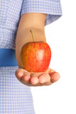 Apple a day Stock Photography