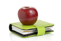 Apple a day Stock Image