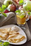 Apple Day dessert Royalty Free Stock Photography