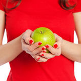 Apple a day Royalty Free Stock Photo