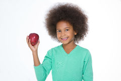 An apple a day keeps the doctor away Royalty Free Stock Photography