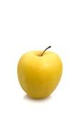 Apple de oro Imagenes de archivo
