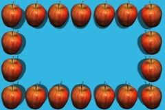 Apple del telaio Immagini Stock
