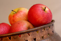 Apple. Delicious and crunchy apple fruit royalty free stock images