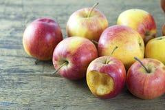 Apple des natürlichen Lichtes Lizenzfreie Stockbilder