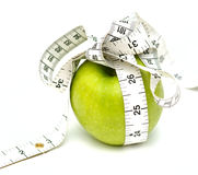 Apple-Diät Lizenzfreie Stockfotografie