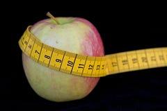 Apple diet Royalty Free Stock Photos