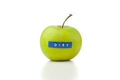 Apple diet concept Stock Photography