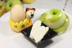 Apple diet Stock Images