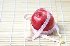 Apple Diet Royalty Free Stock Photography