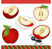 Apple Digital Clipart Stock Photo