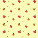 Apple donnent une consistance rugueuse Photo libre de droits