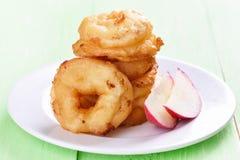 Apple donuts Στοκ Εικόνα