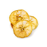 Apple dried with pithy Royalty Free Stock Photo