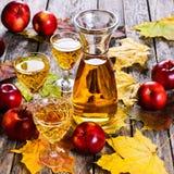 Apple drink Stock Photo