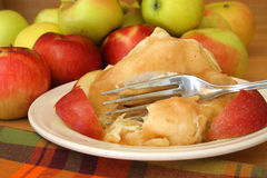 Apple Dumpling Royalty Free Stock Photography