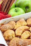 Apple Dumplings Royalty Free Stock Photography