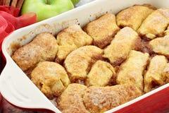 Apple Dumplings Stock Image