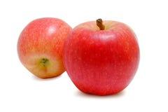 Apple Duo Royalty Free Stock Photos