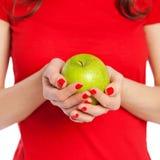 Apple dzień… Zdjęcie Royalty Free