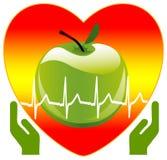 Apple dzień Obrazy Royalty Free