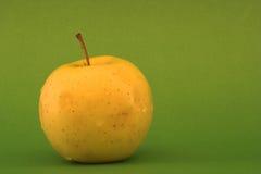 Apple en verde Fotografía de archivo