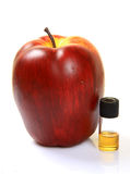 Apple essence Royalty Free Stock Photo