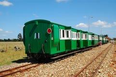 Apple Express train Stock Photos