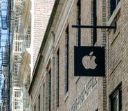 Apple Firma logo Obraz Royalty Free