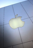 Apple flagship store Royalty Free Stock Photography