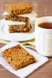Apple flapjacks Royalty Free Stock Photos