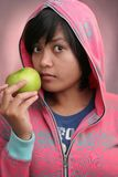 apple food healthy Στοκ Εικόνες
