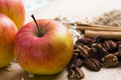 Apple For Baking Stock Photography