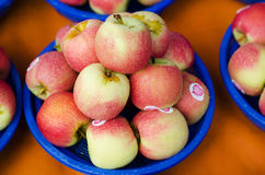 Apple frais Photos stock