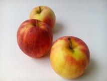 Apple frame Stock Photography