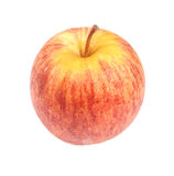 Apple. Fresh apple over white background Royalty Free Stock Photography