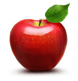 Apple fruit isolated Stock Photography