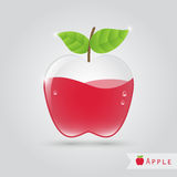 Apple fruit juice Royalty Free Stock Photos