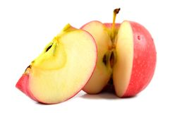 Apple fruit Stock Photos