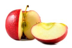 Apple fruit Stock Images