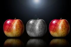 Apple, Fruit, Still Life Photography, Produce stock images