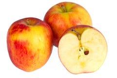Apple frukt Arkivbilder