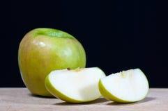 Apple frukt. royaltyfri foto