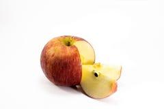 Apple frutifica sabores e bom Foto de Stock Royalty Free